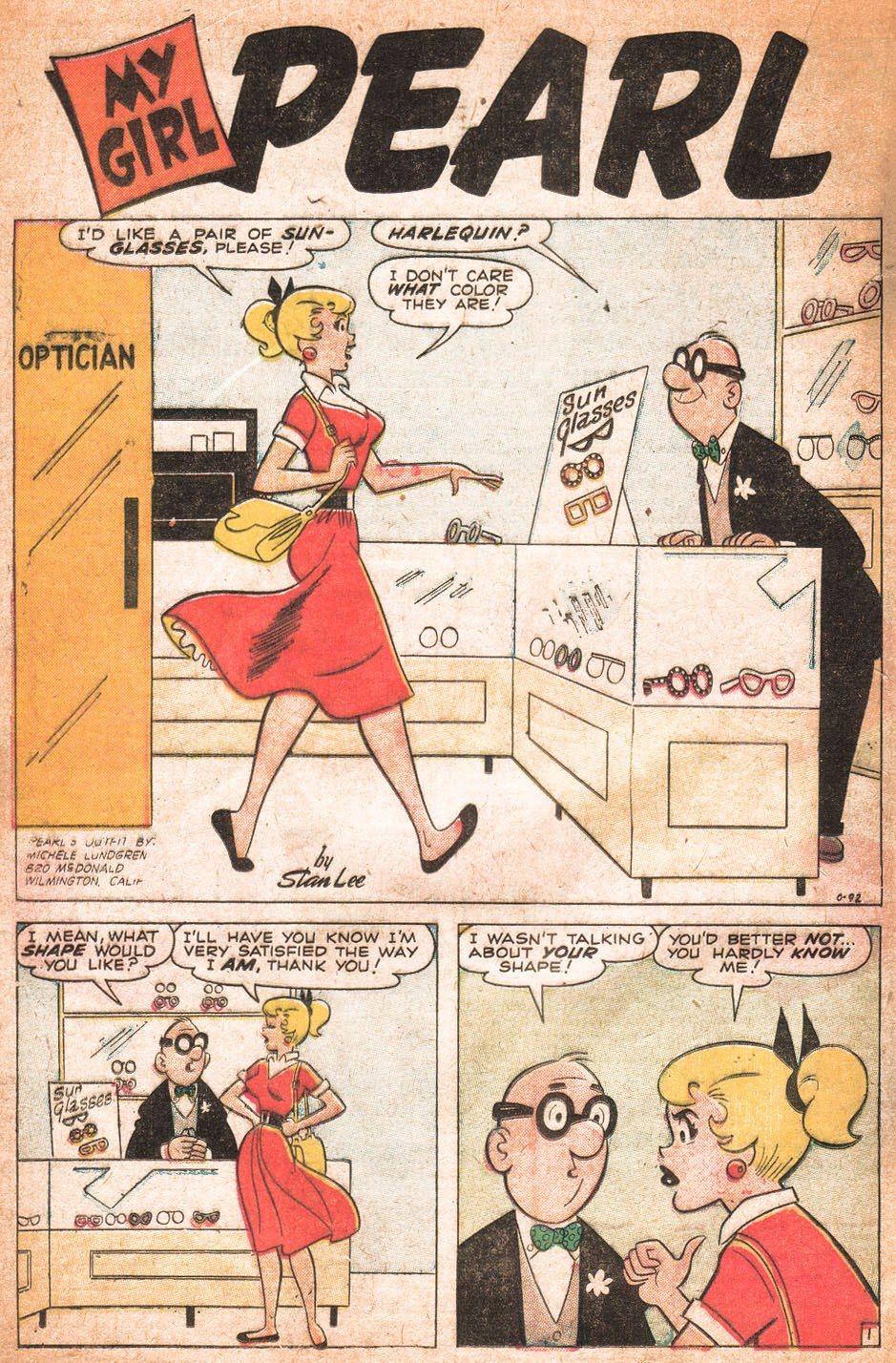 Read online Nellie The Nurse (1957) comic -  Issue # Full - 21
