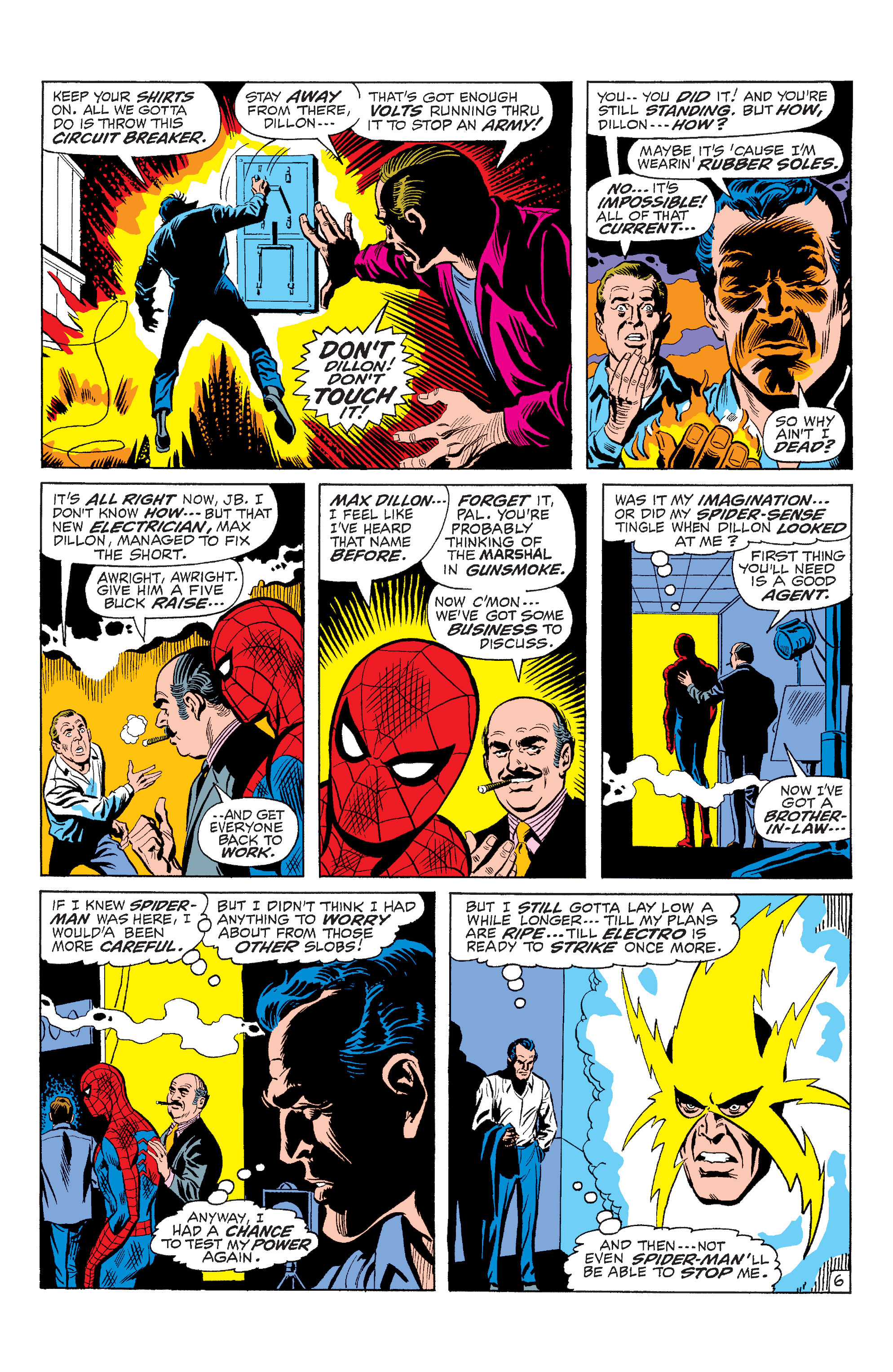 The Amazing Spider-Man (1963) 82 Page 6