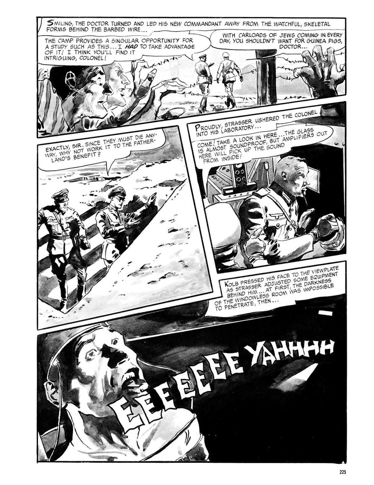 Read online Eerie Archives comic -  Issue # TPB 2 - 226