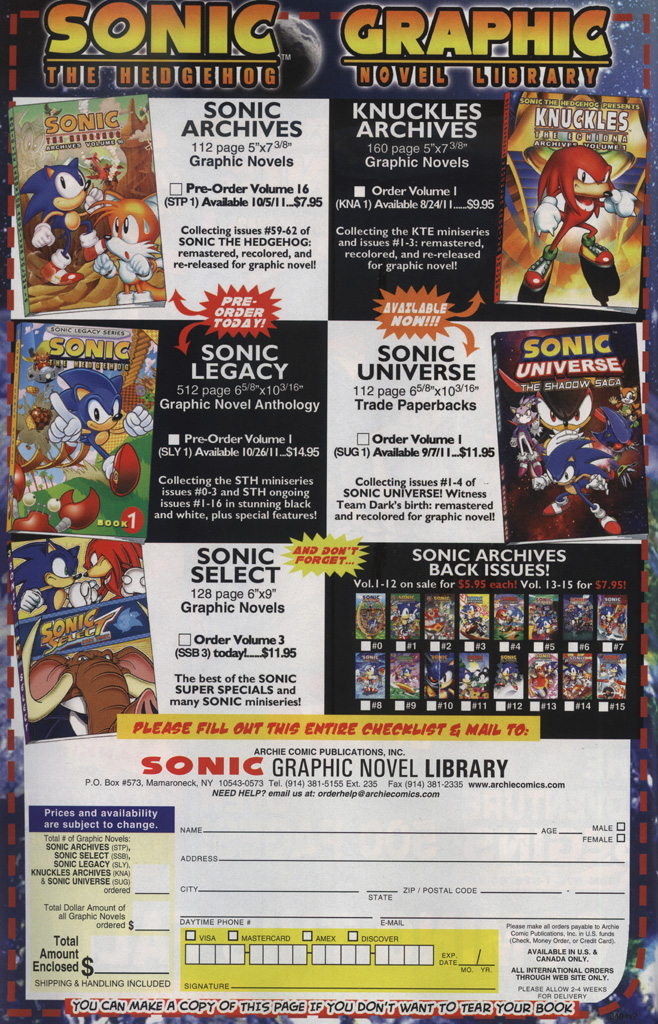 Read online Sonic Universe comic -  Issue #31 - 8