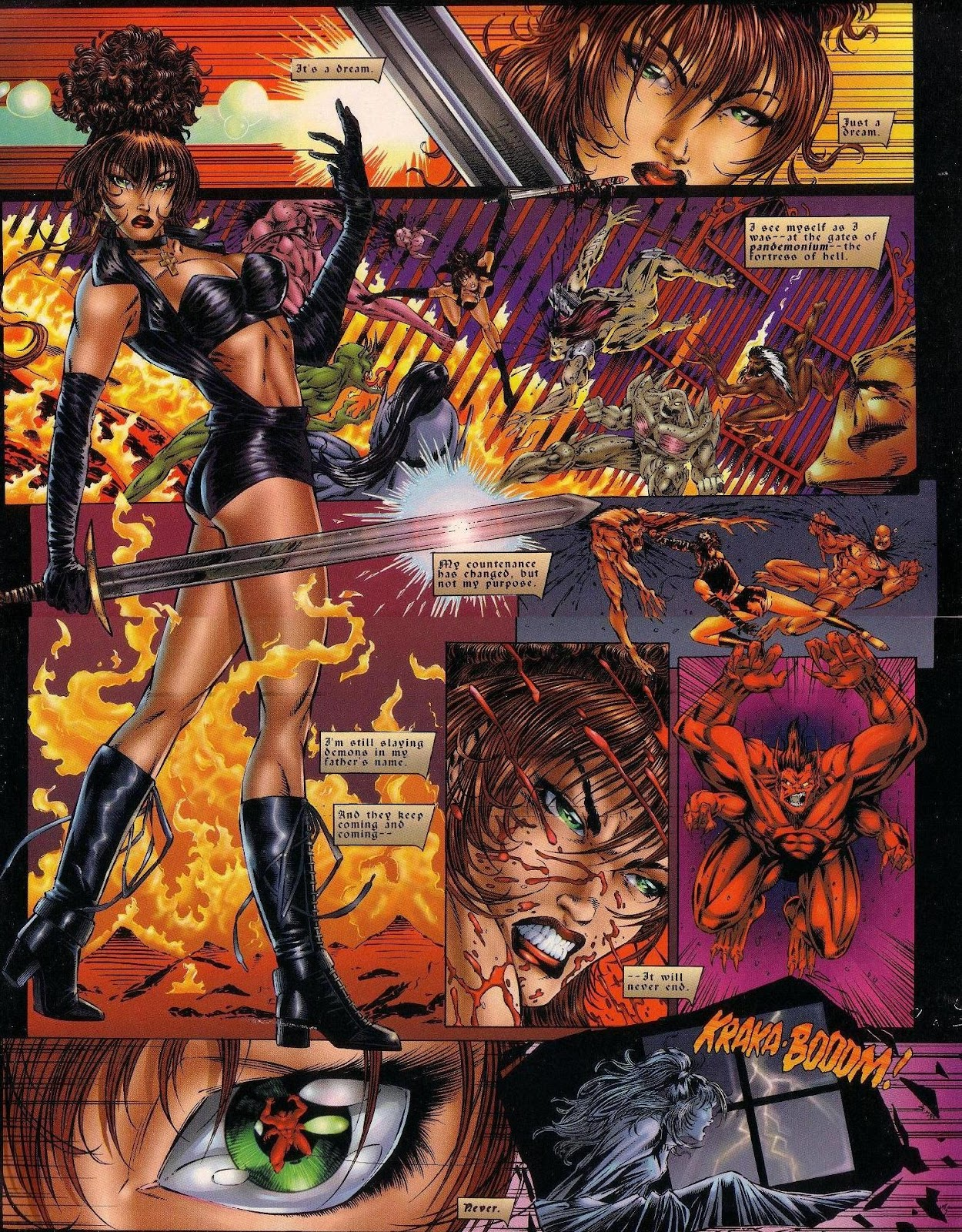 Read online Maximum Hero comic -  Issue # Full - 7