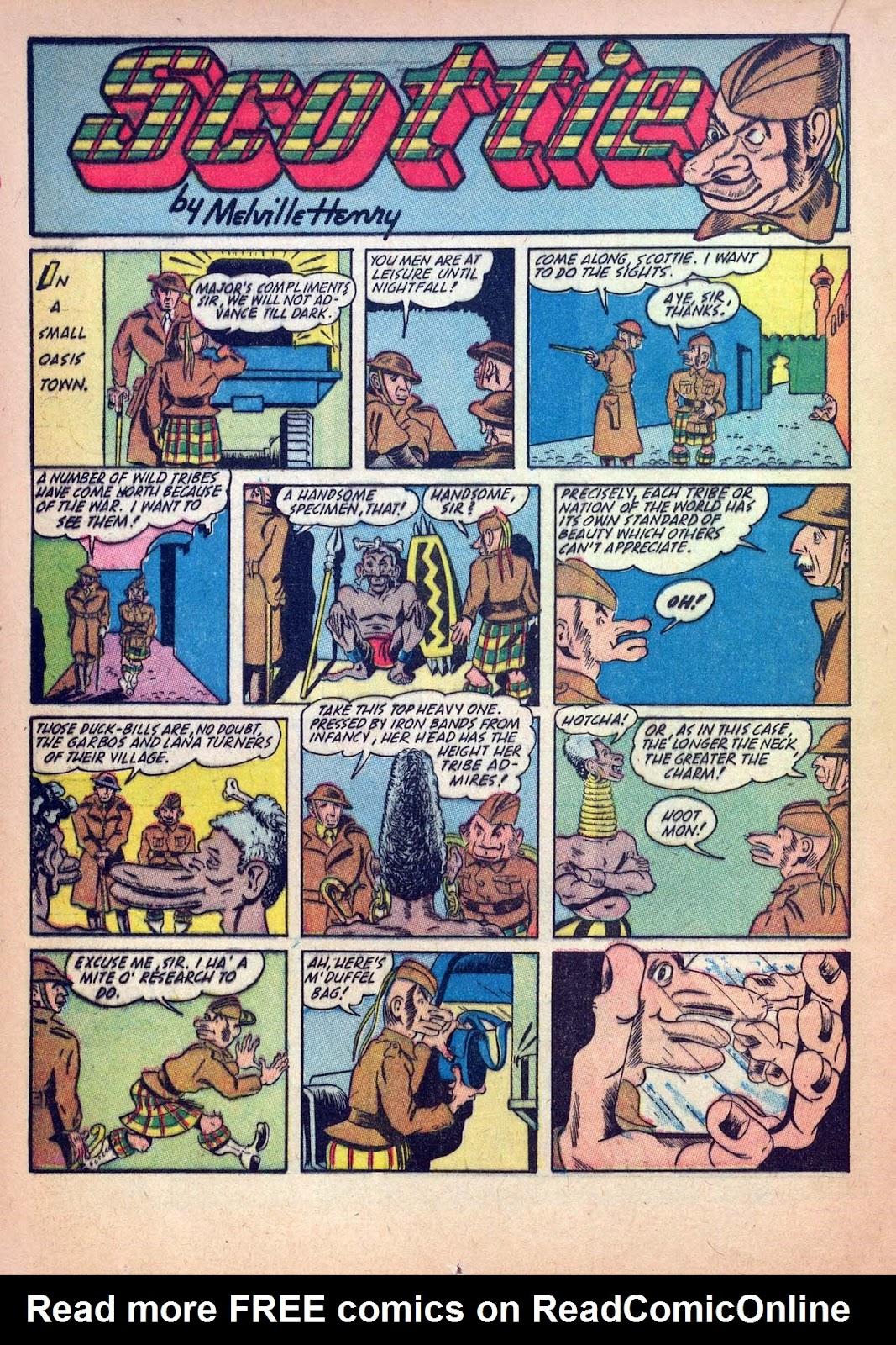 Read online Joker Comics comic -  Issue #4 - 36