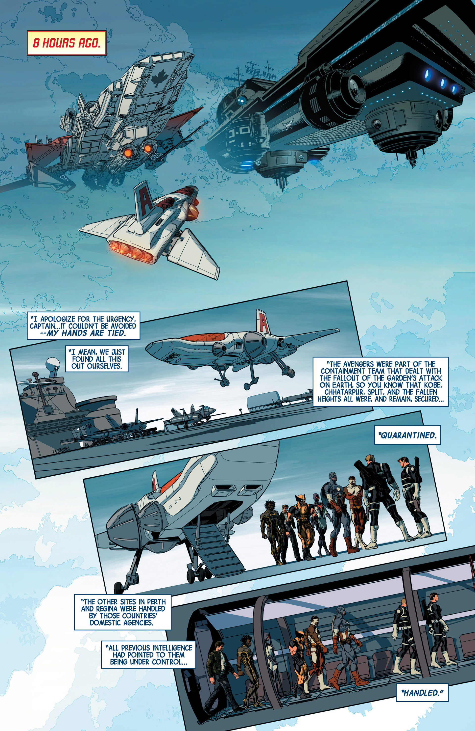 Read online Avengers (2013) comic -  Issue #10 - 6