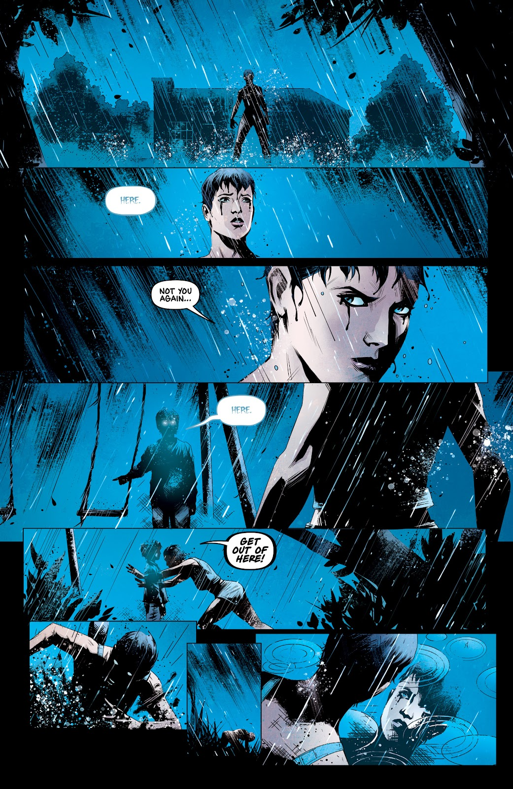 Read online Devil Within comic -  Issue #4 - 11