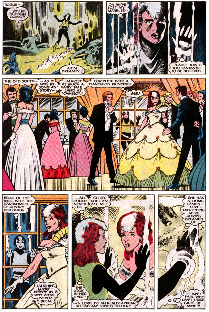 Uncanny X-Men (1963) issue _Annual_11 - Page 18