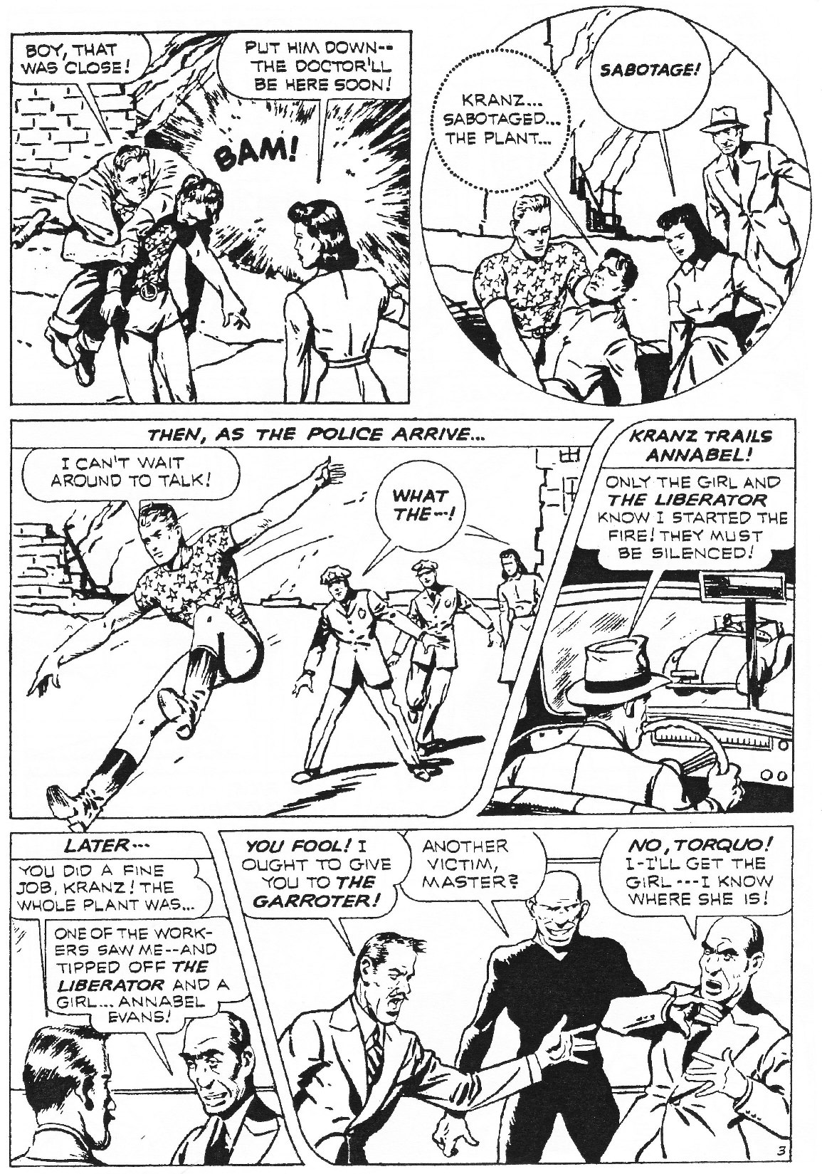 Read online Men of Mystery Comics comic -  Issue #84 - 73