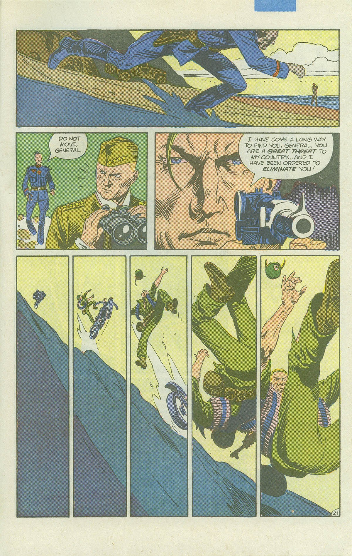 Read online Sgt. Rock comic -  Issue #422 - 30