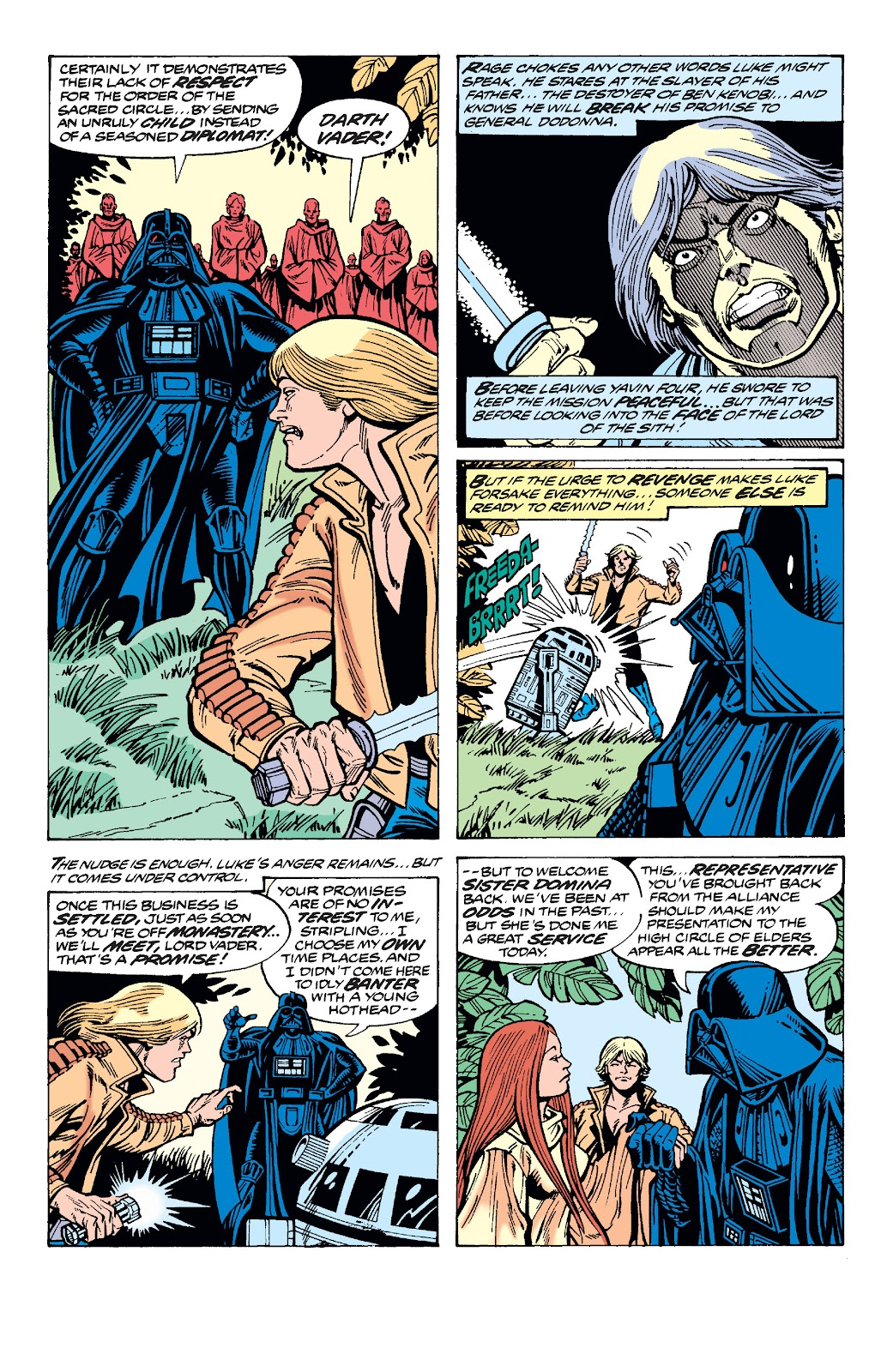 Read online Star Wars Legends: The Original Marvel Years - Epic Collection comic -  Issue # TPB 2 (Part 3) - 54