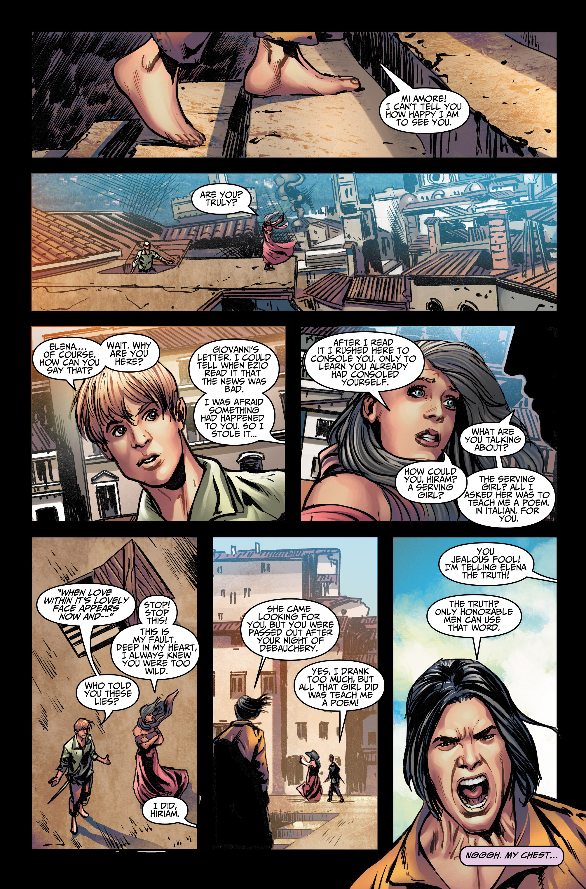 Read online Assassin's Creed (2015) comic -  Issue #13 - 13