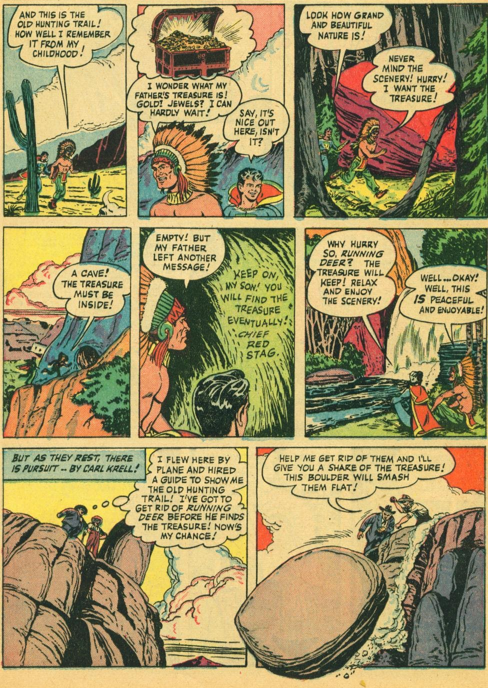 Captain Marvel, Jr. issue 82 - Page 21