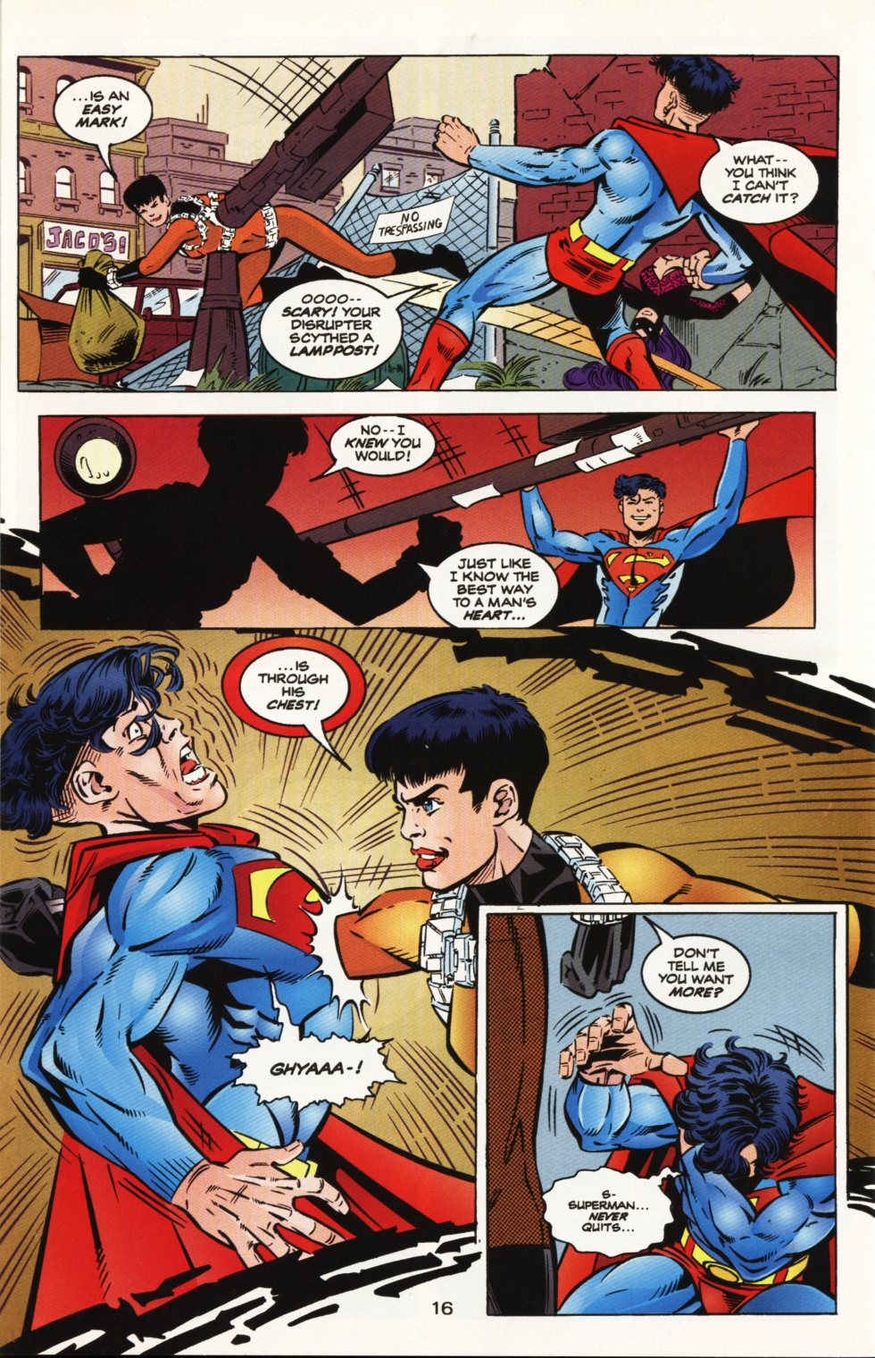 Read online Superboy & The Ravers comic -  Issue #9 - 17
