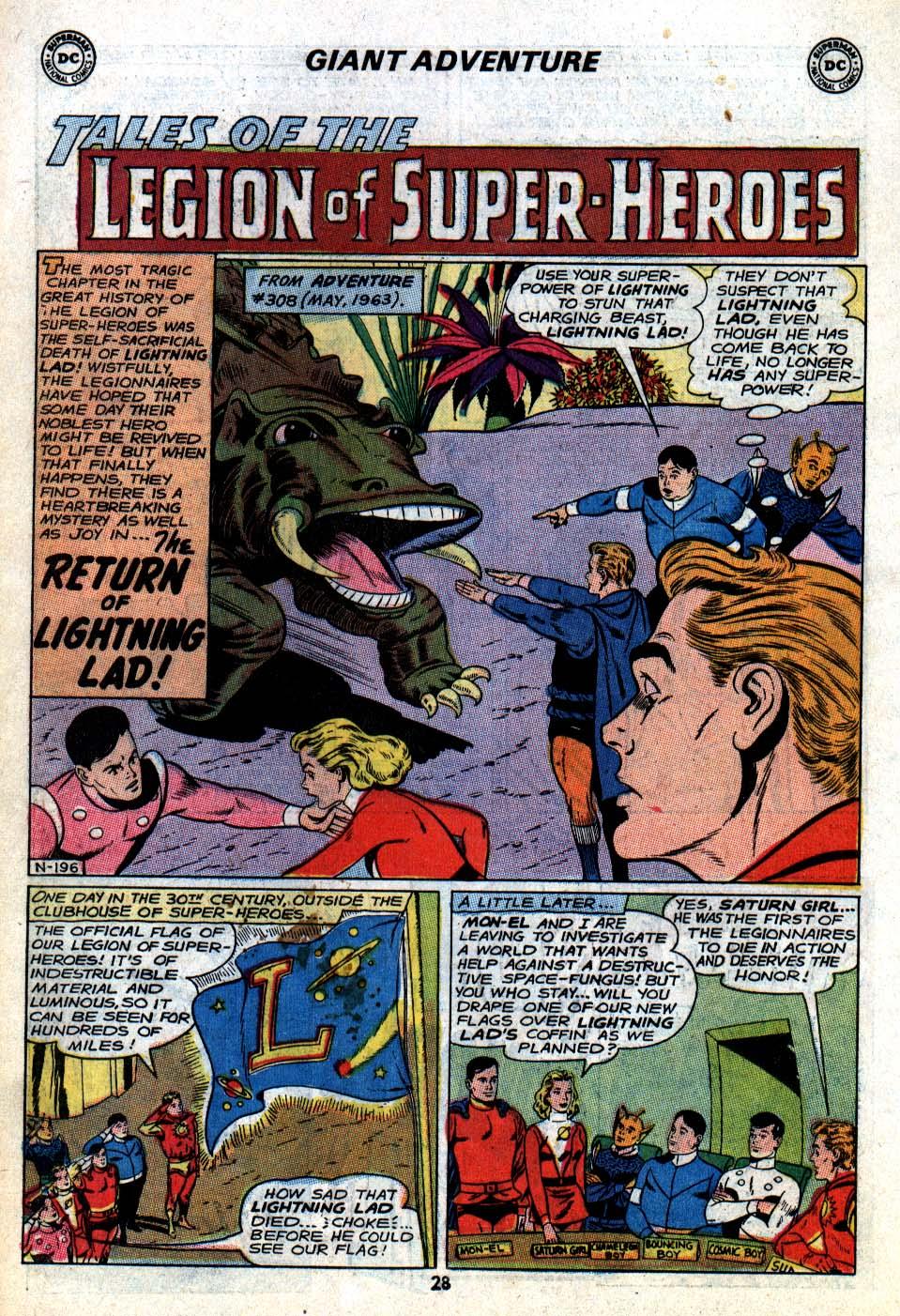 Read online Adventure Comics (1938) comic -  Issue #403 - 30