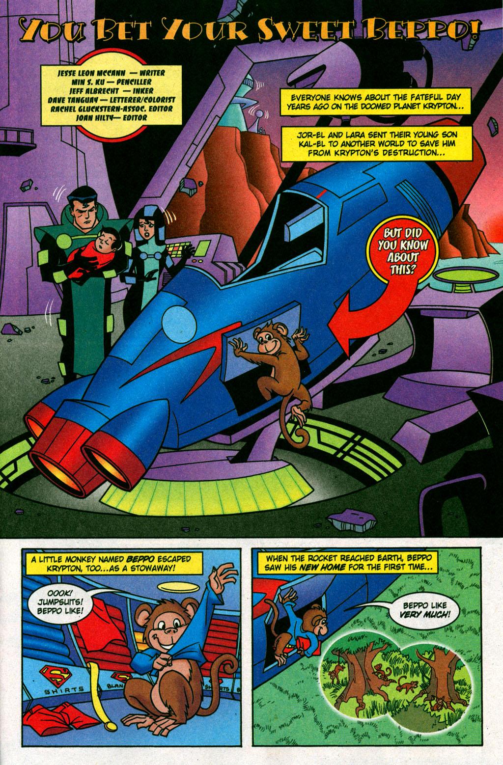 Read online Krypto the Superdog comic -  Issue #6 - 12