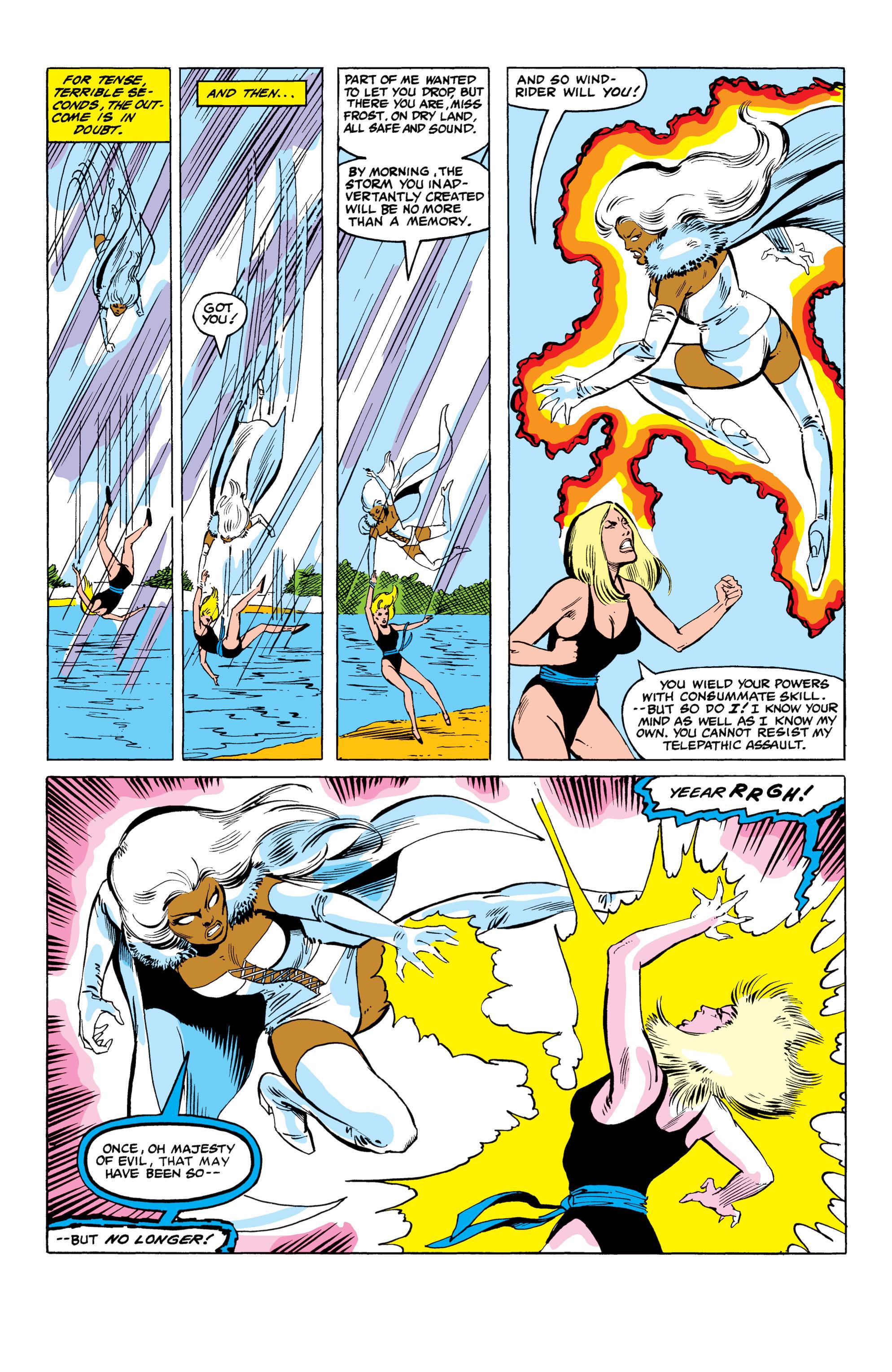 Read online Uncanny X-Men (1963) comic -  Issue #152 - 21