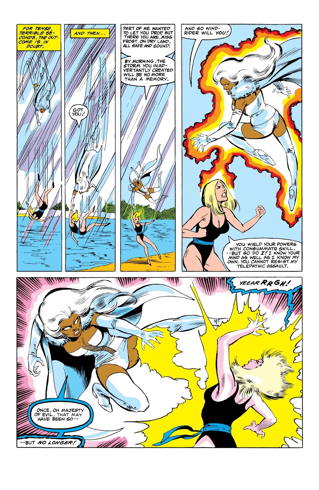 Uncanny X-Men (1963) issue 152 - Page 21