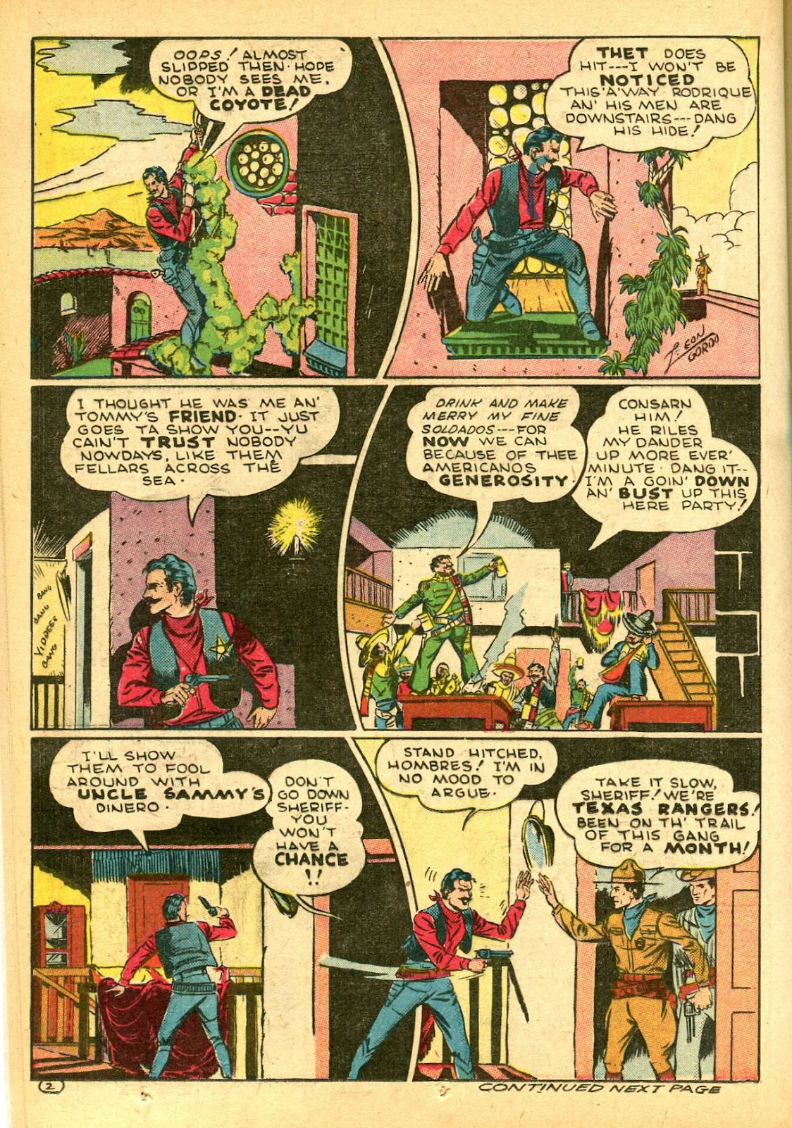 Read online Famous Funnies comic -  Issue #108 - 38