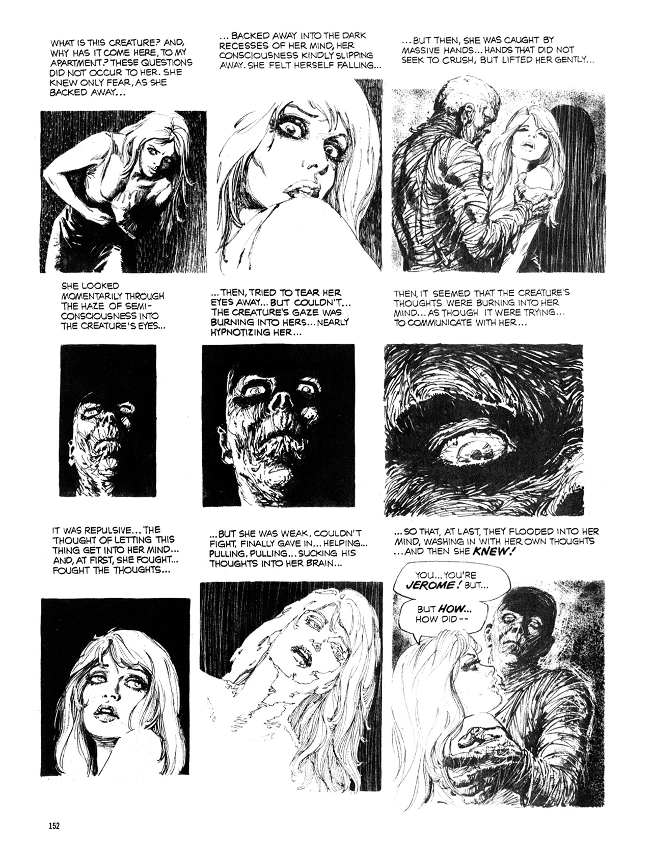 Read online Eerie Archives comic -  Issue # TPB 10 - 153