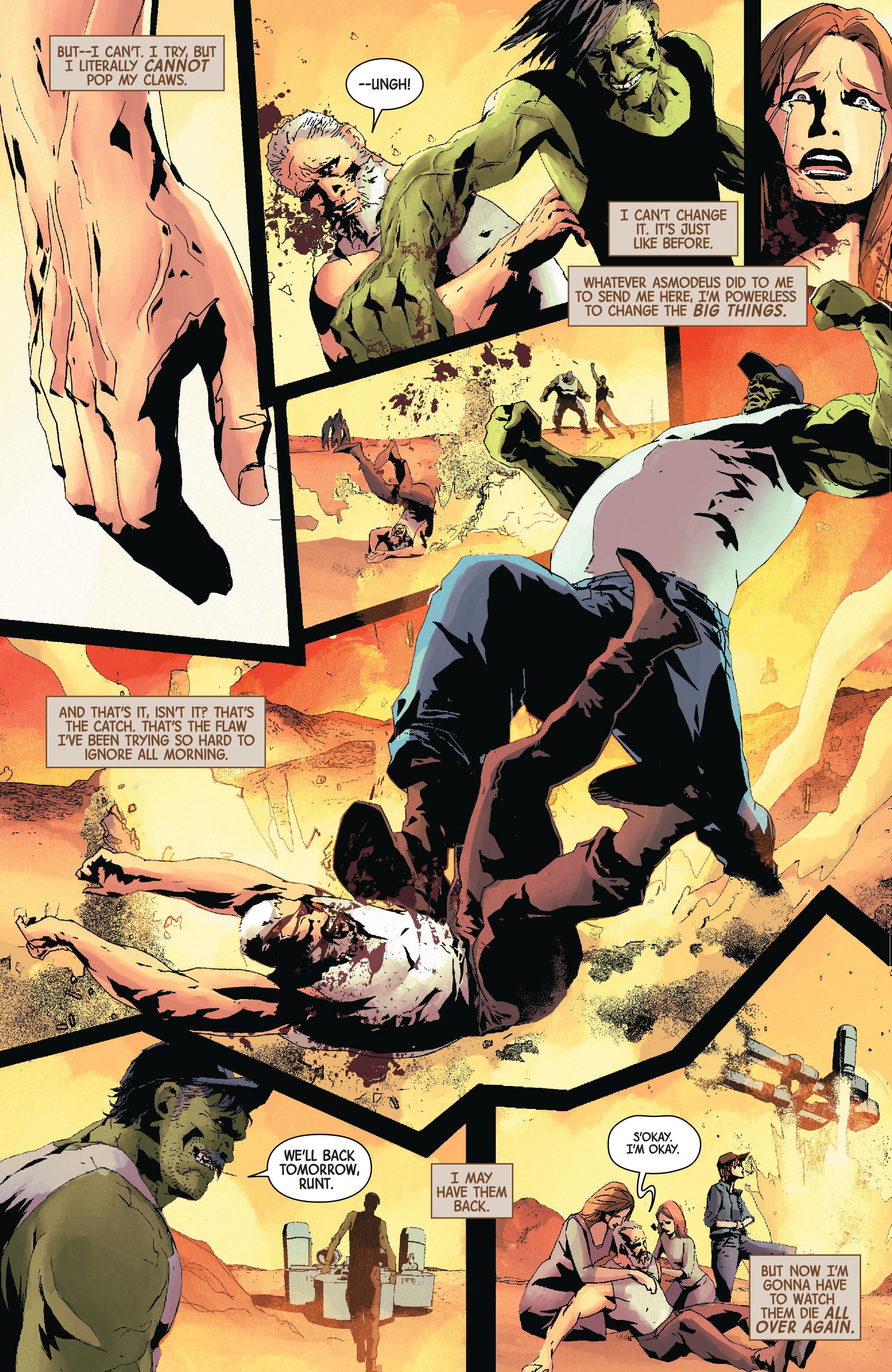 Read online Old Man Logan (2016) comic -  Issue #24 - 13