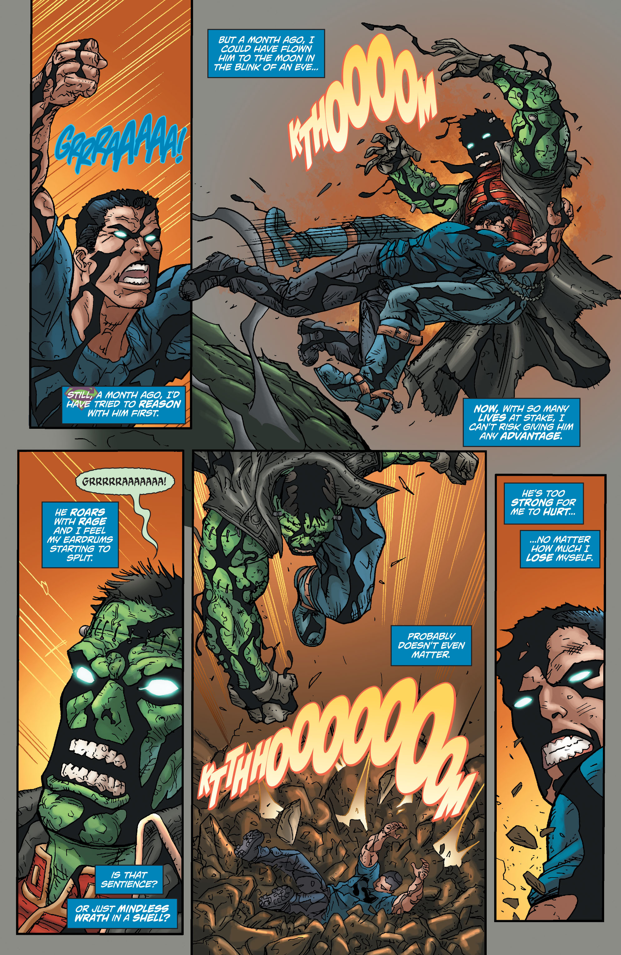Read online Action Comics (2011) comic -  Issue #46 - 22