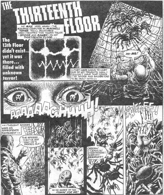 Read online The Thirteenth Floor (2007) comic -  Issue # Full - 13
