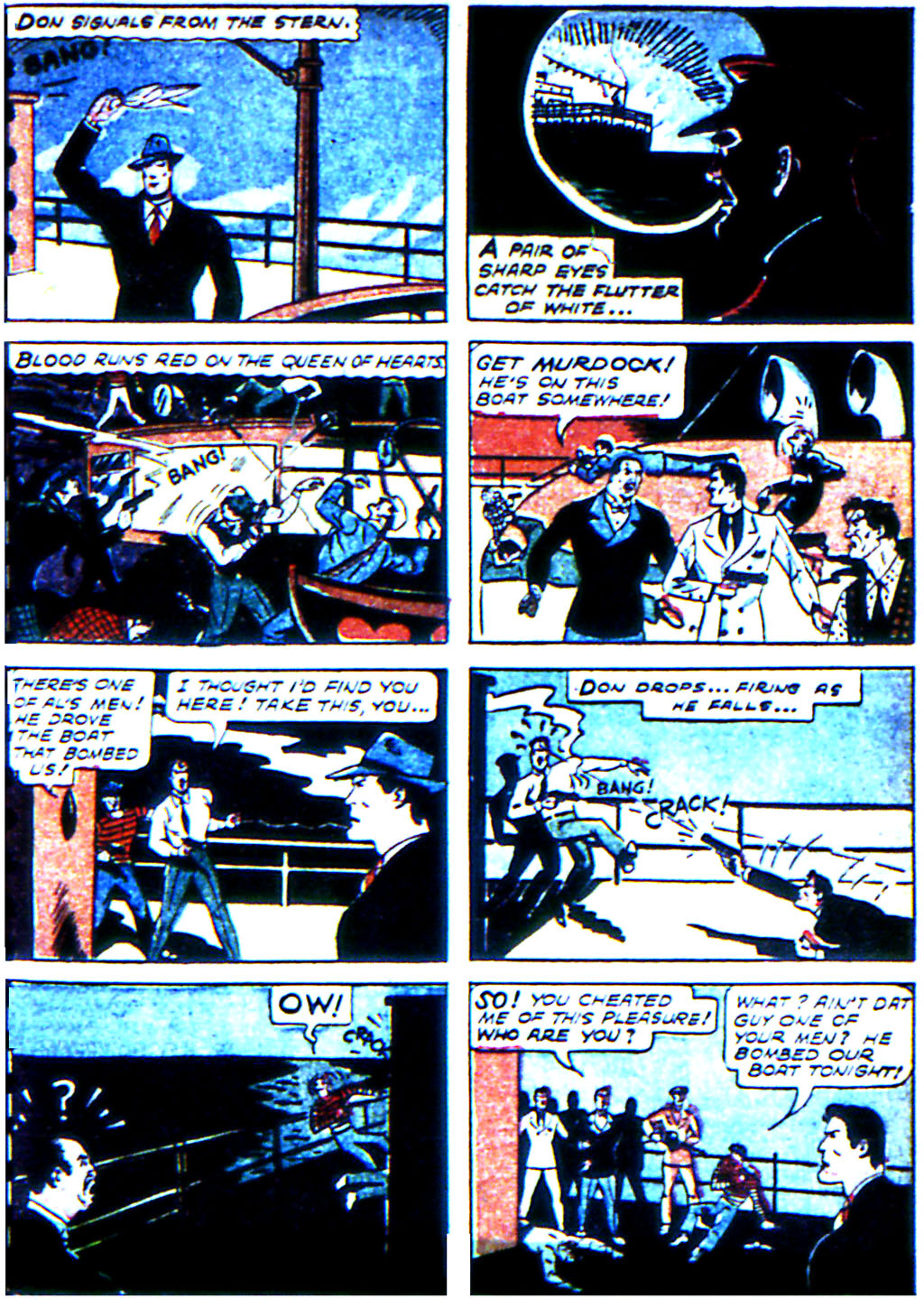 Read online Adventure Comics (1938) comic -  Issue #44 - 57