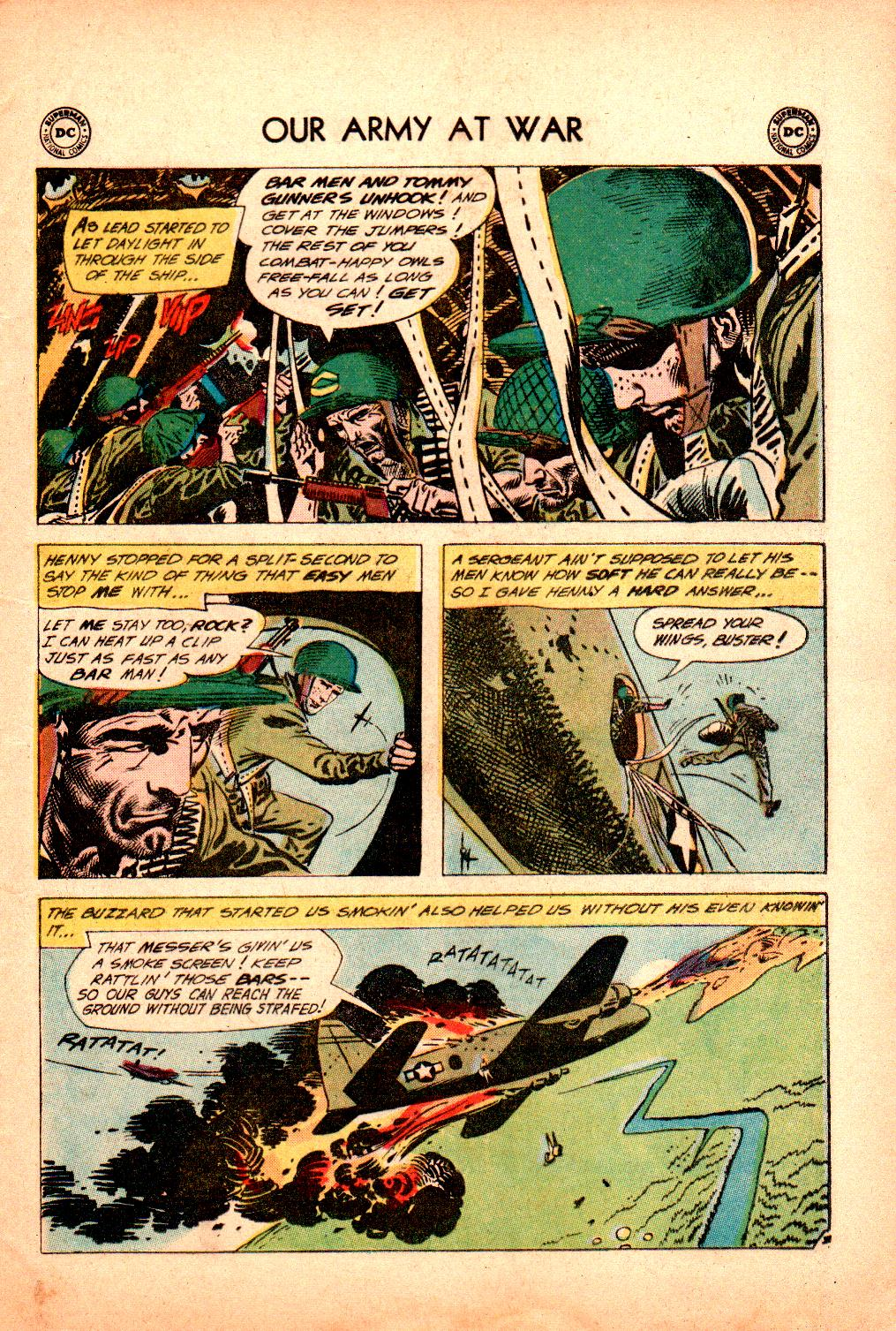 Our Army at War (1952) issue 101 - Page 5