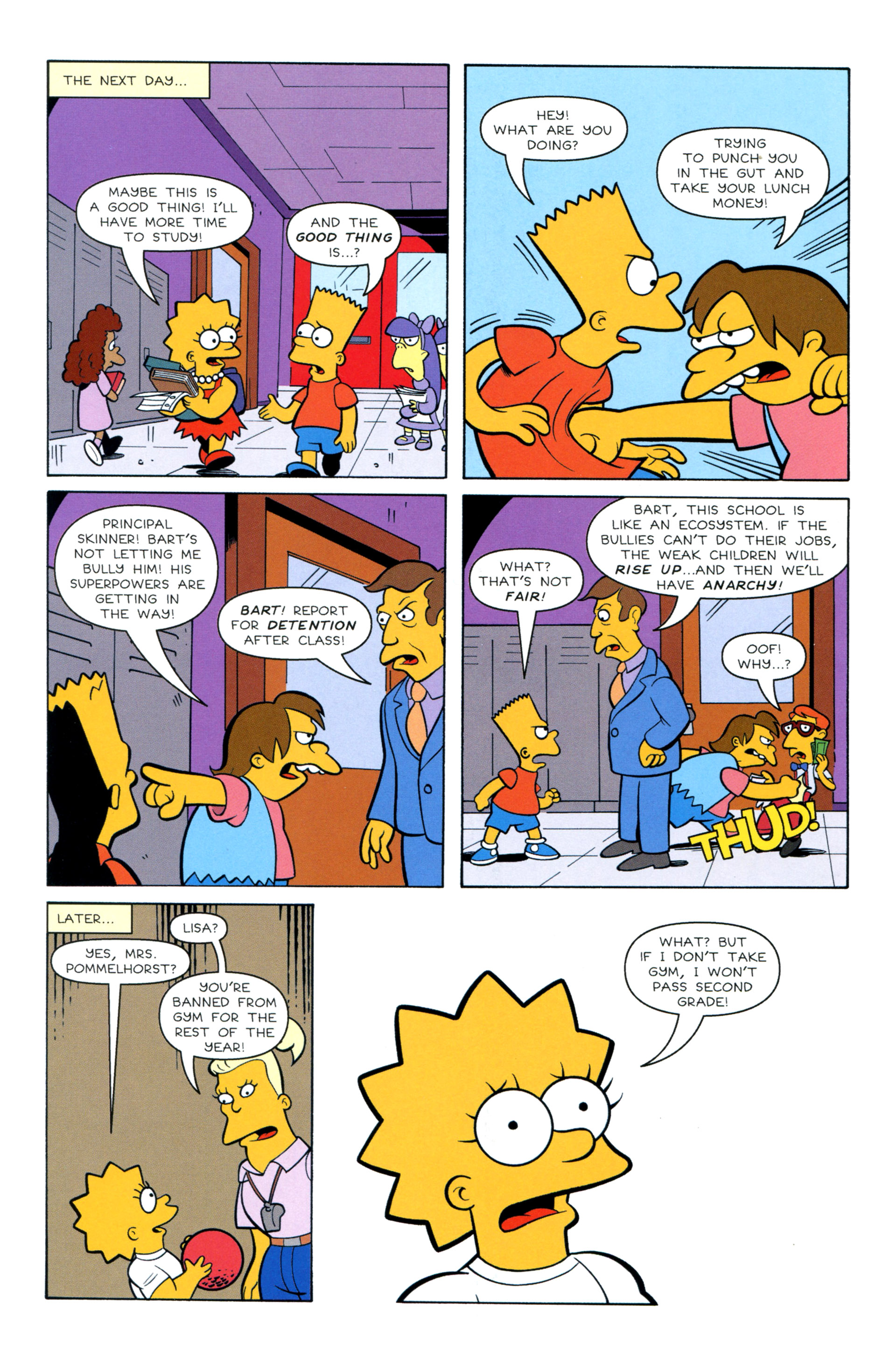 Read online Simpsons Illustrated (2012) comic -  Issue #8 - 40
