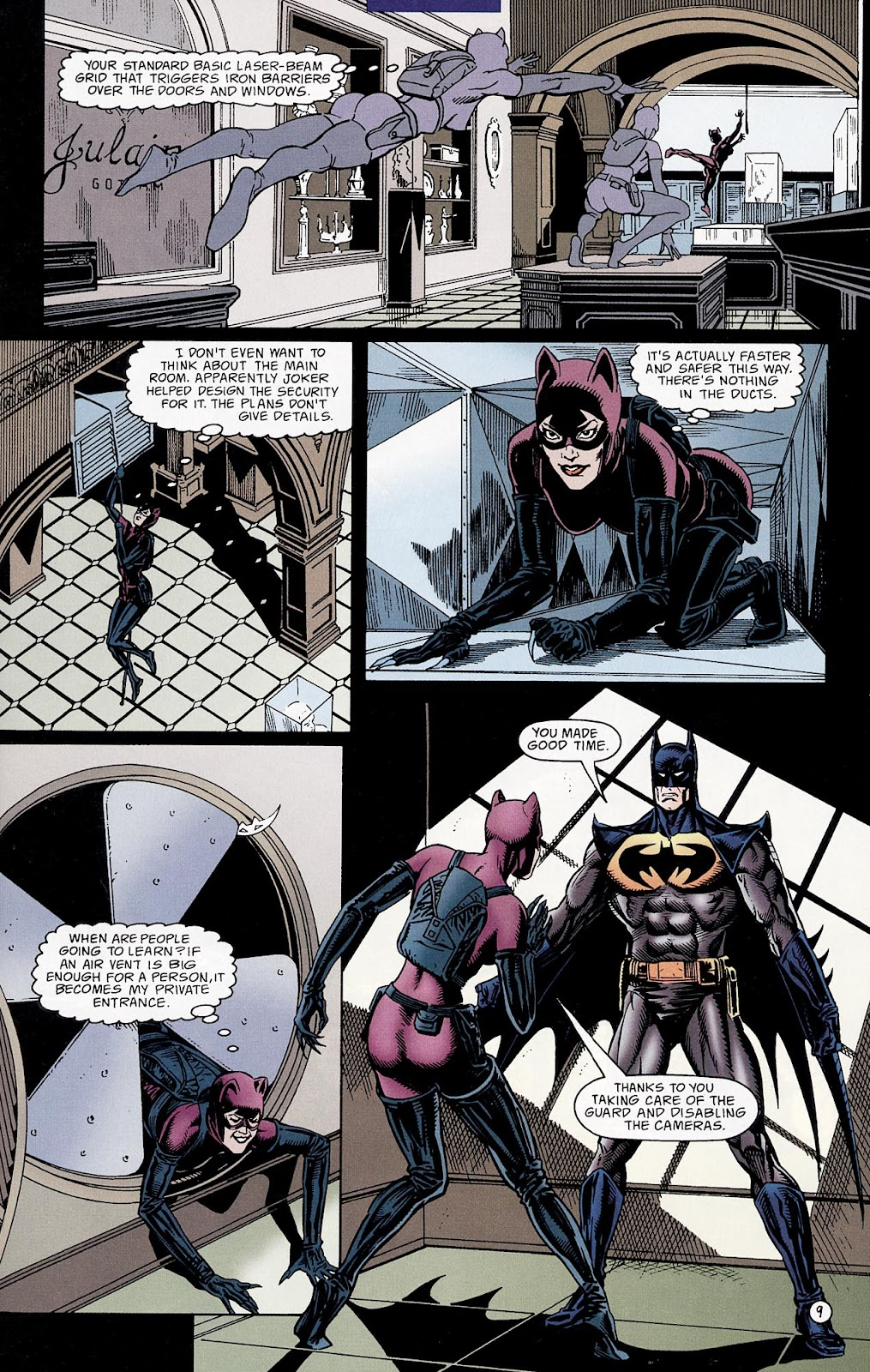 Catwoman (1993) Annual 3 #3 - English 10