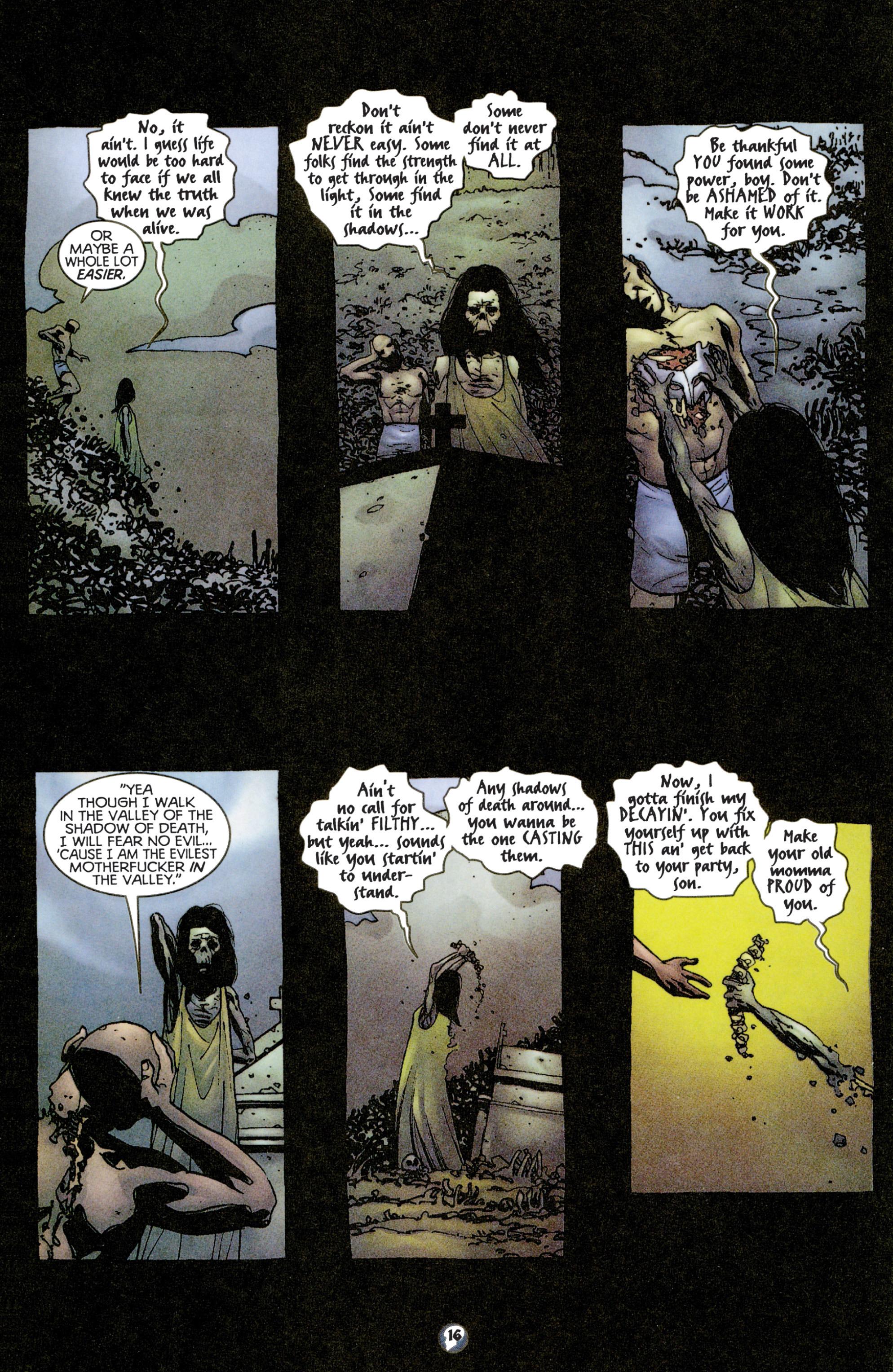 Read online Shadowman (1997) comic -  Issue #15 - 13