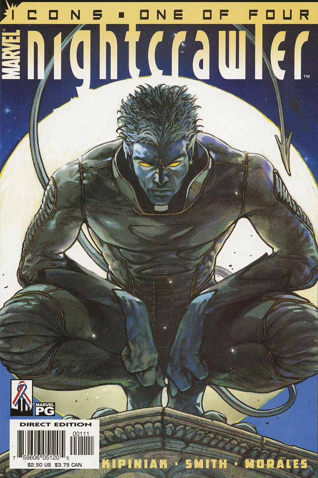 Read online Nightcrawler (2002) comic -  Issue #1 - 1