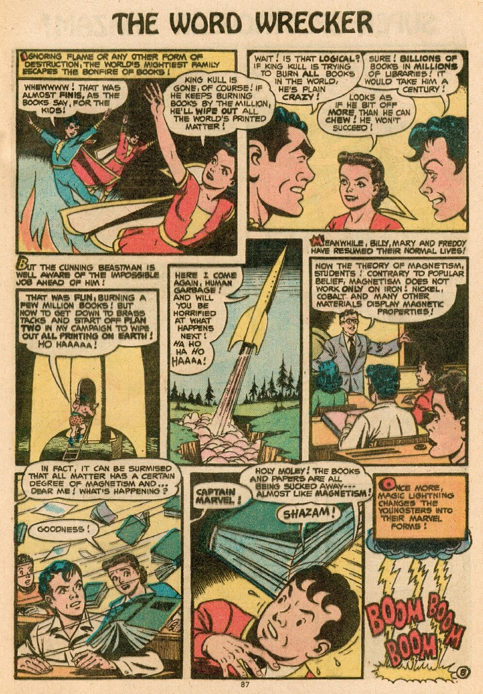 Read online Shazam! (1973) comic -  Issue #14 - 75
