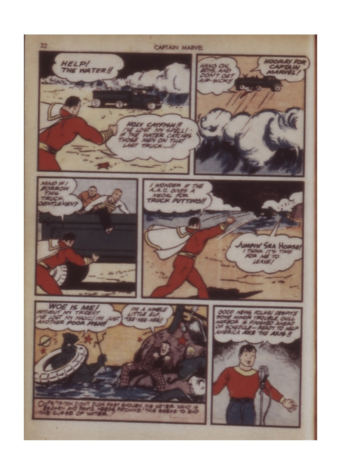 Captain Marvel Adventures issue 12 - Page 32