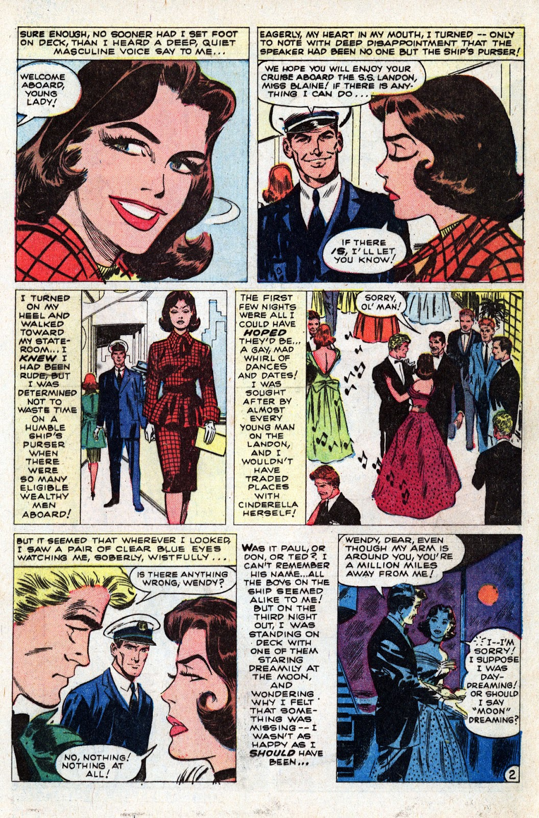 Love Romances (1949) issue 95 - Page 13