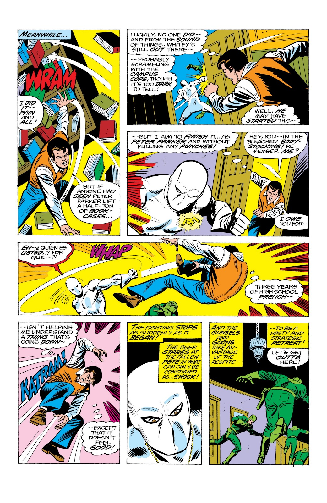 Read online Marvel Masterworks: The Spectacular Spider-Man comic -  Issue # TPB (Part 2) - 47