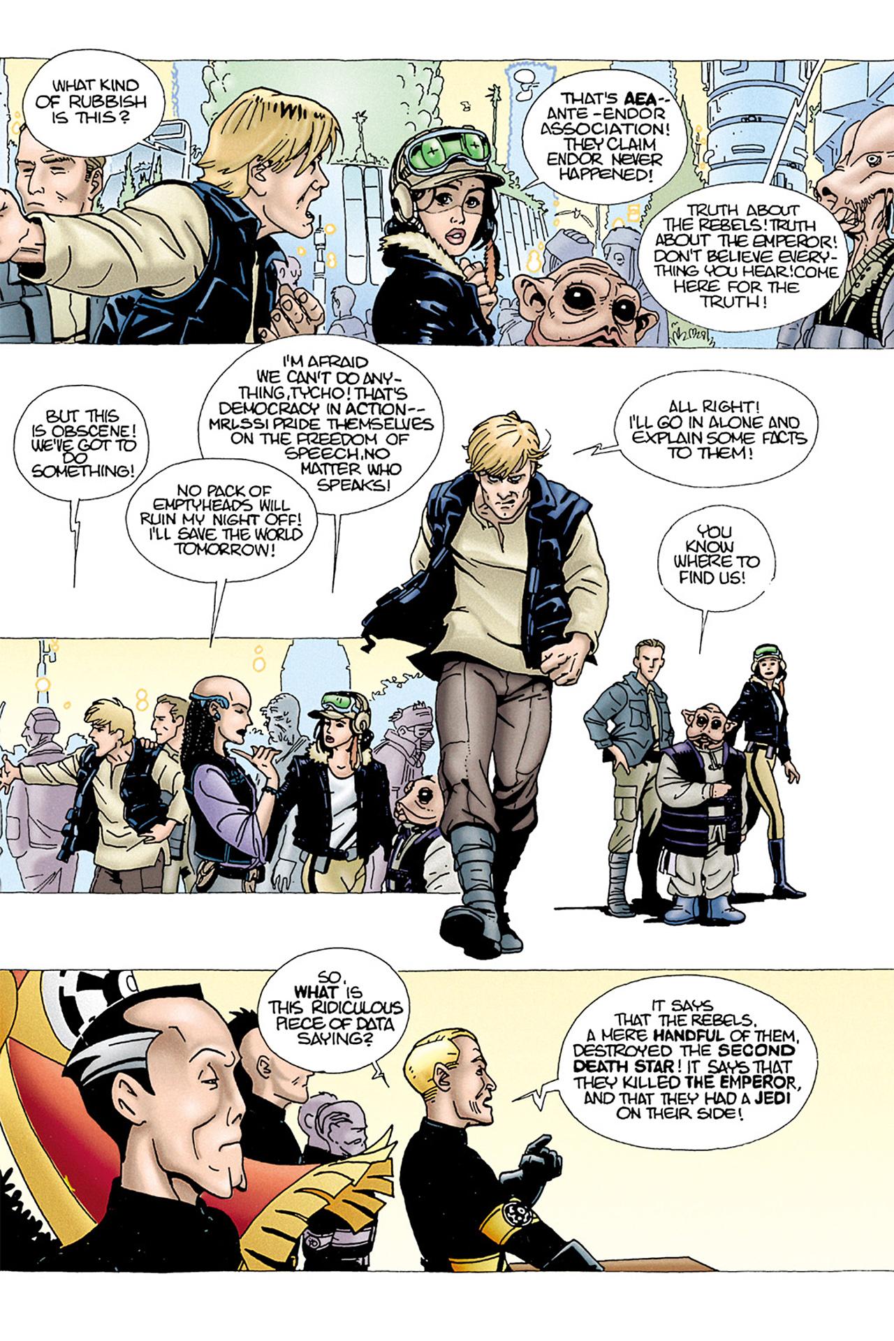 Read online Star Wars Omnibus comic -  Issue # Vol. 1 - 190