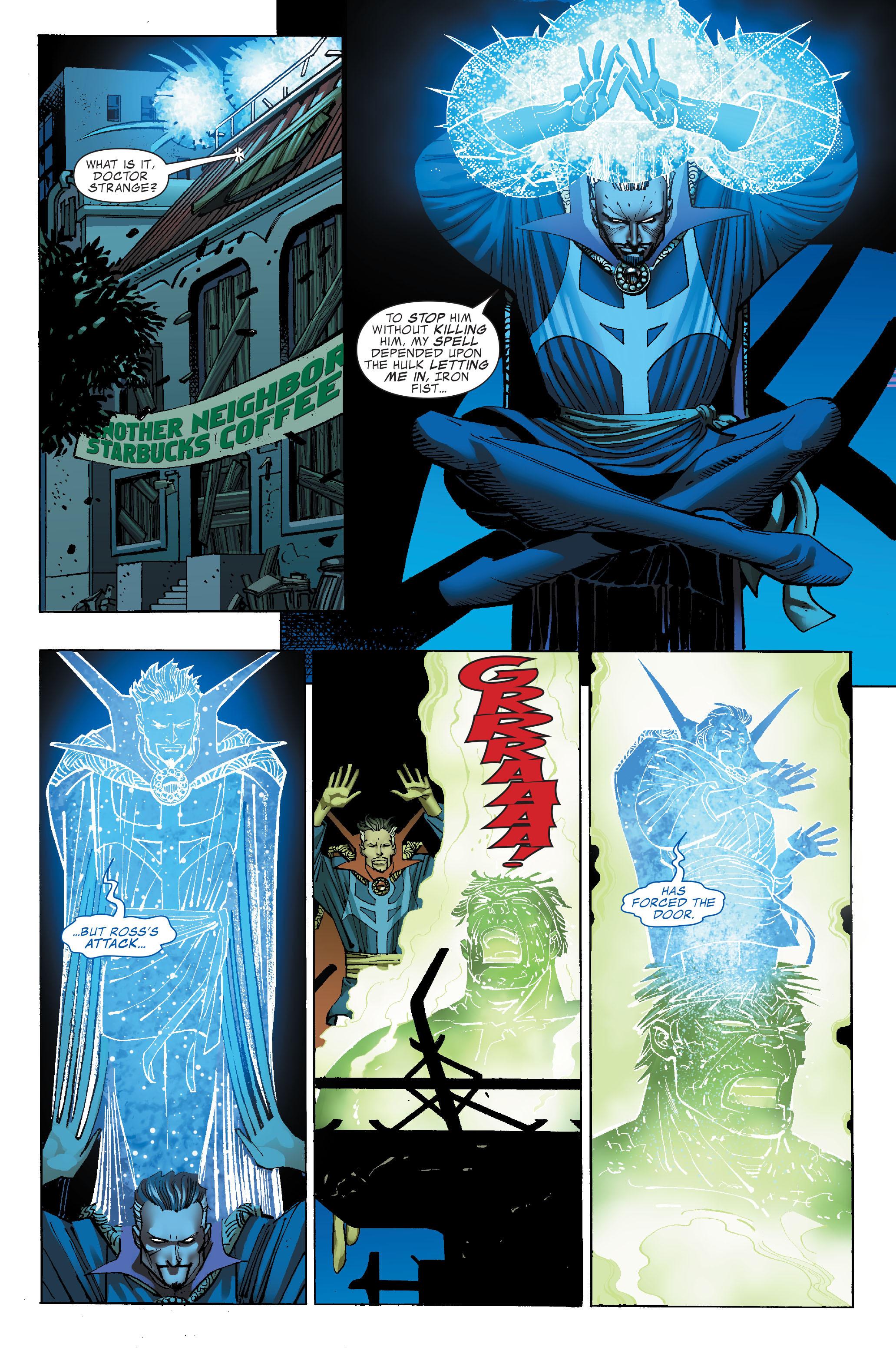 Read online World War Hulk comic -  Issue #3 - 8