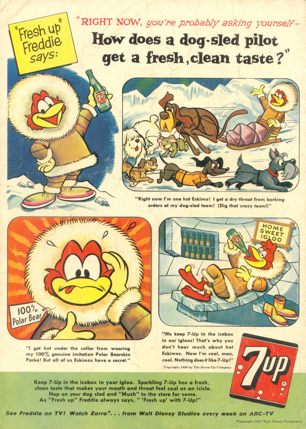 Walt Disney's Comics and Stories issue 221 - Page 36
