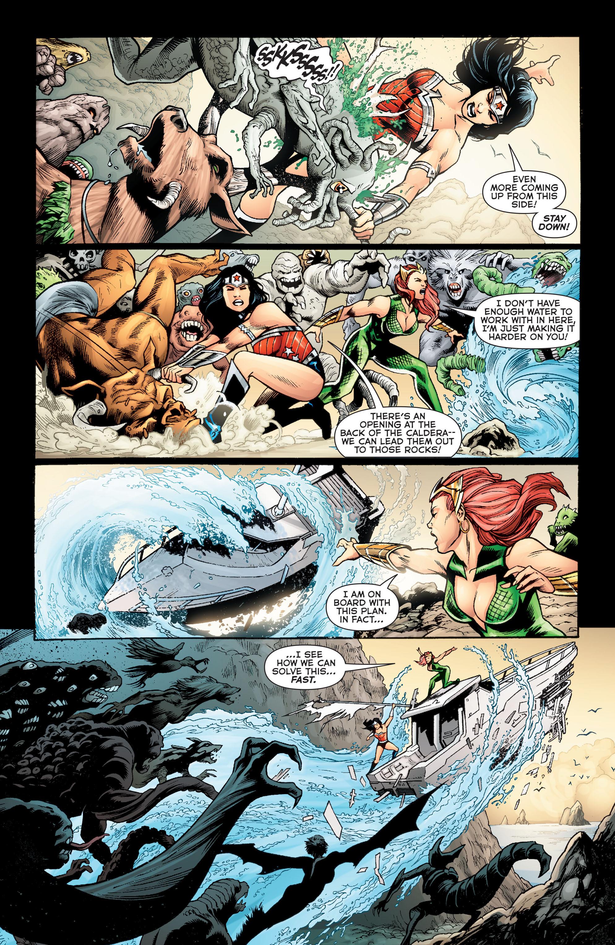 Read online Aquaman (2011) comic -  Issue #Aquaman (2011) _Annual 2 - 35
