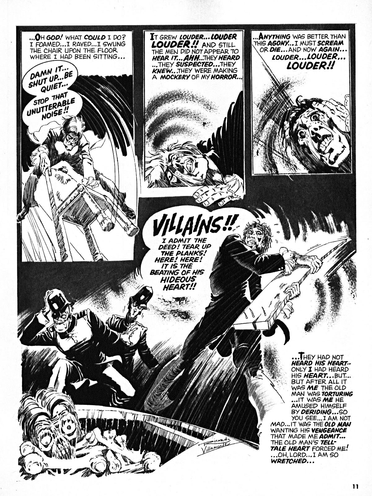 Scream (1973) issue 8 - Page 11