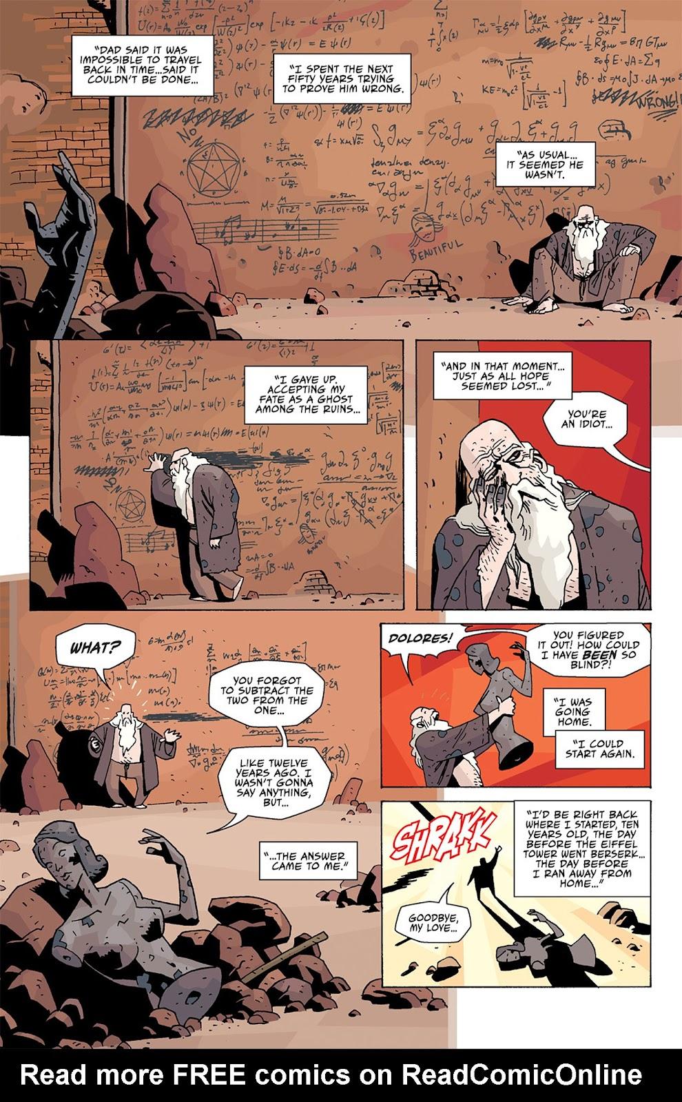 The Umbrella Academy: Apocalypse Suite issue 2 - Page 9