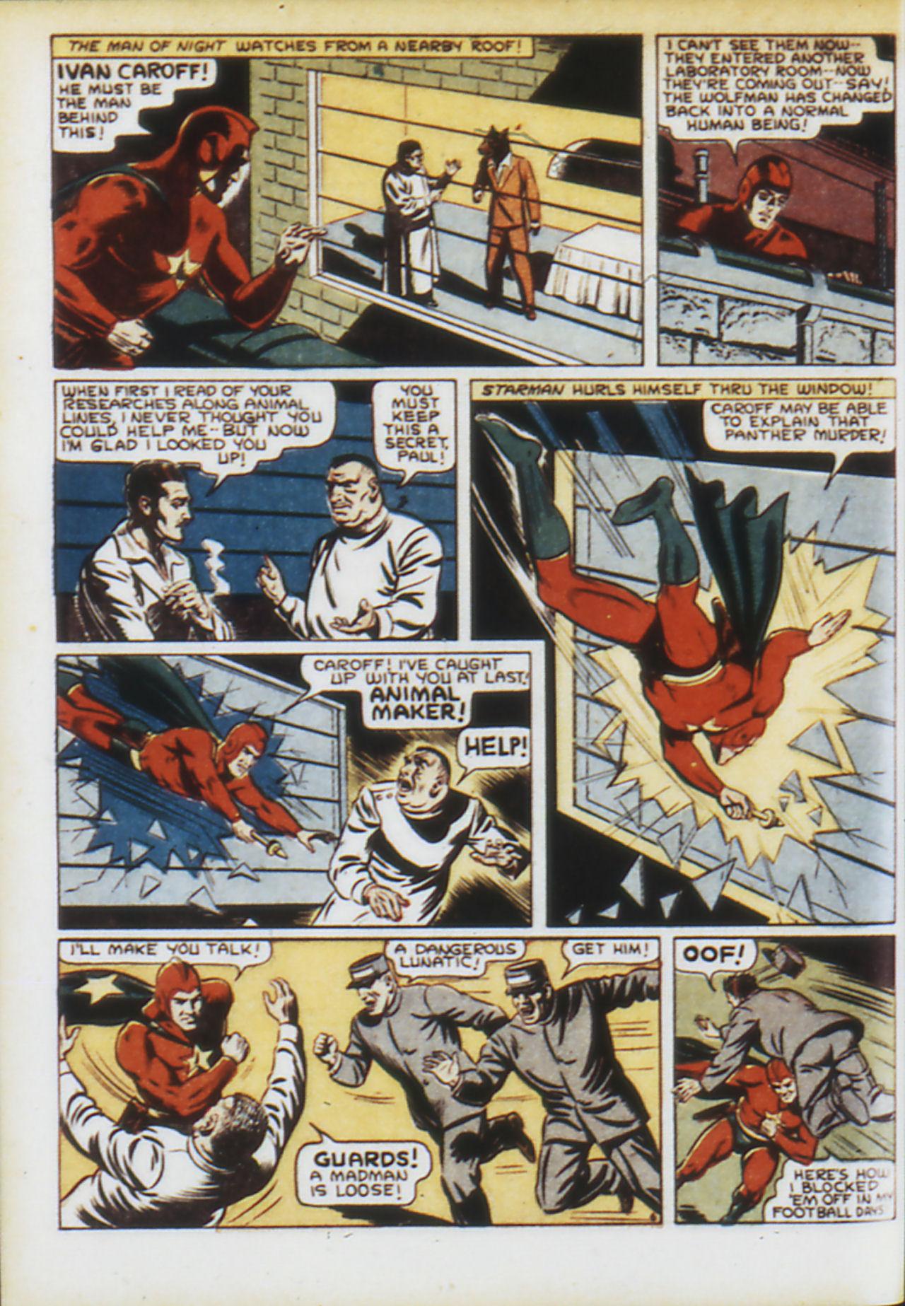Read online Adventure Comics (1938) comic -  Issue #74 - 9