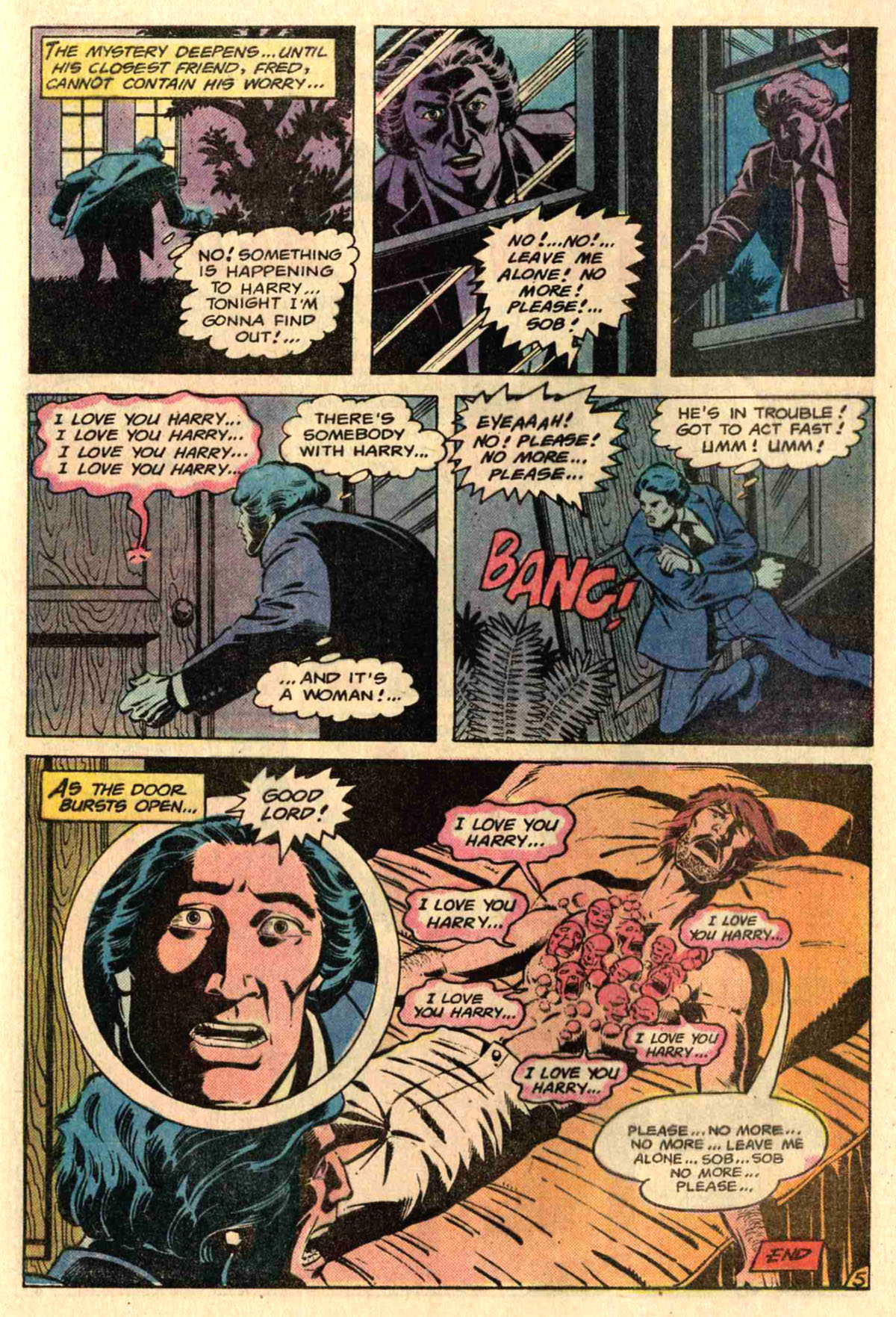 Read online Secrets of Haunted House comic -  Issue #42 - 9