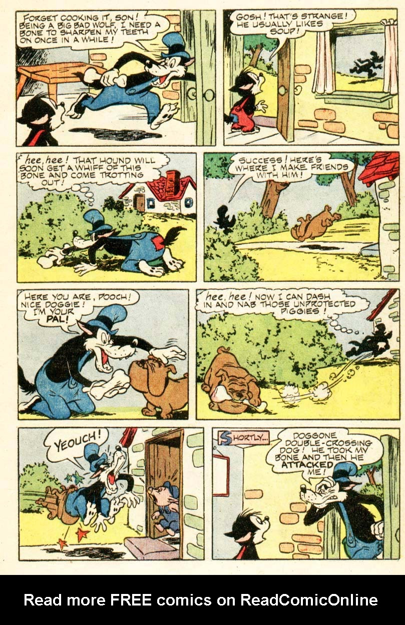 Walt Disney's Comics and Stories issue 192 - Page 15