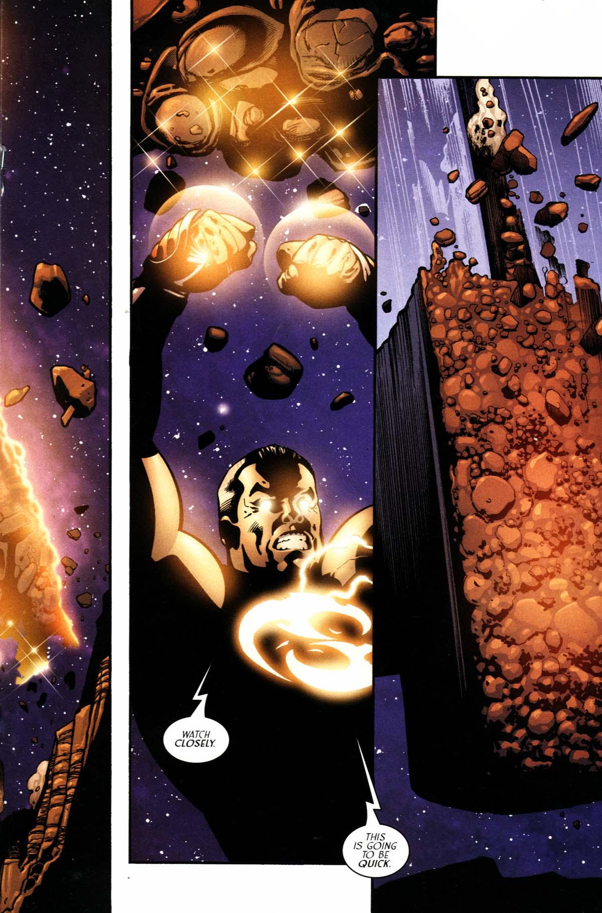 Read online Sigil (2000) comic -  Issue #23 - 29