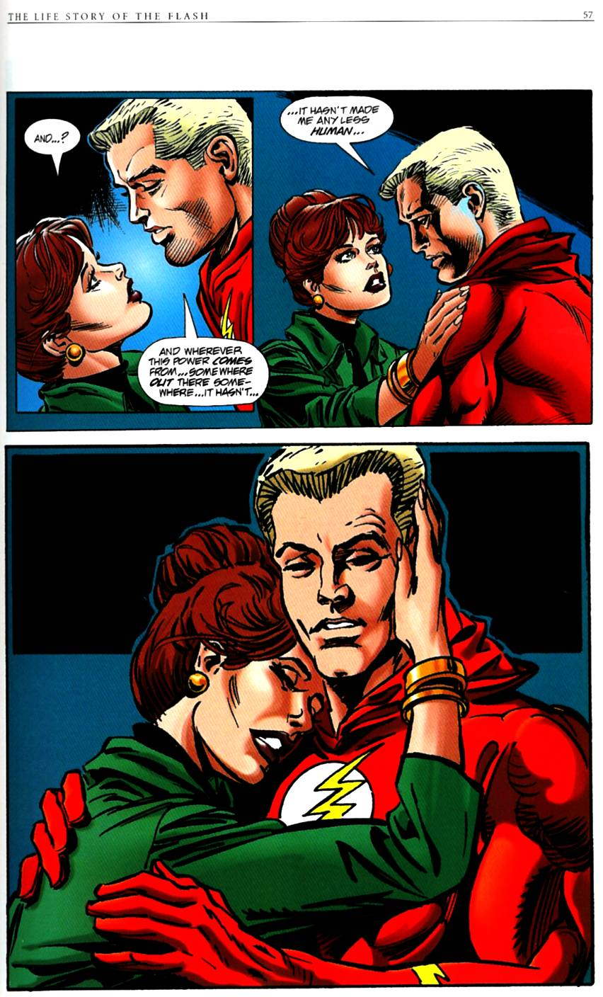 Read online The Life Story of the Flash comic -  Issue # Full - 59