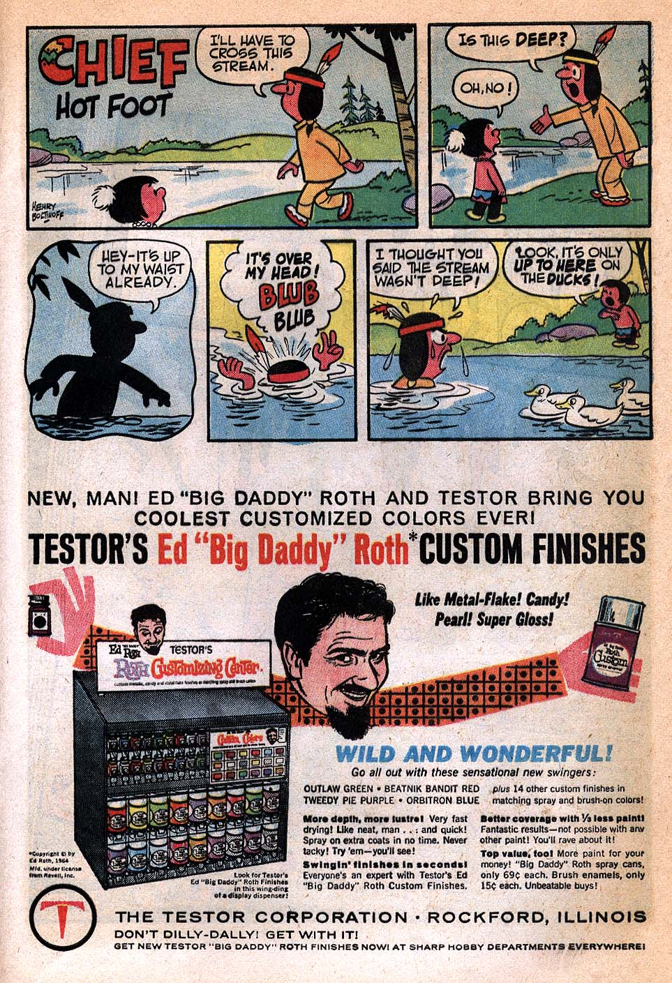 Read online Aquaman (1962) comic -  Issue #20 - 13