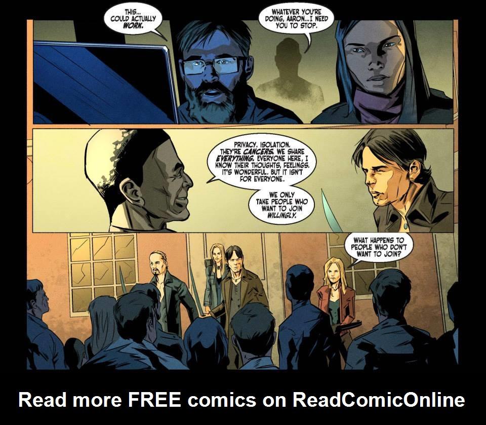 Read online Revolution (2015) comic -  Issue #2 - 21