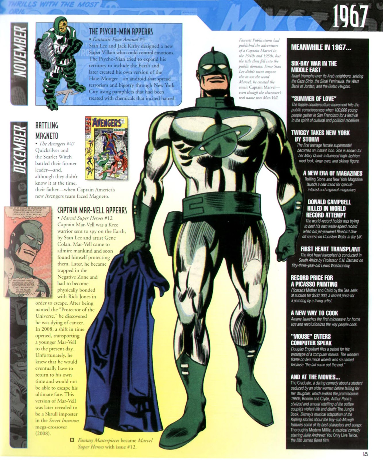 Read online Marvel Chronicle comic -  Issue # TPB (Part 2) - 24