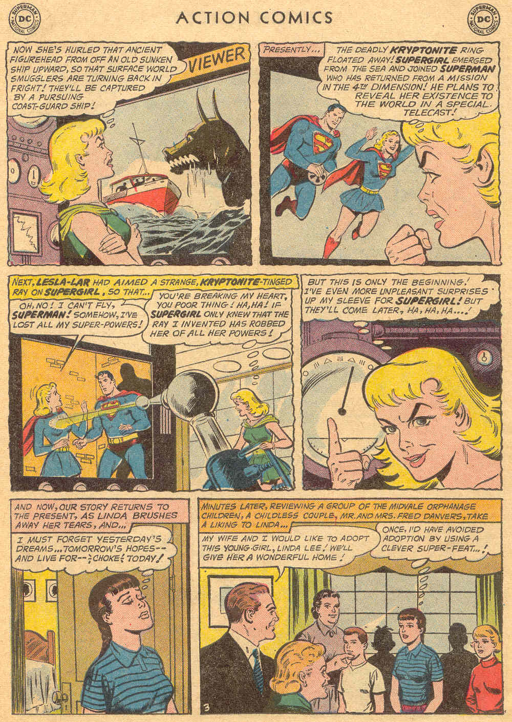 Read online Action Comics (1938) comic -  Issue #279 - 22