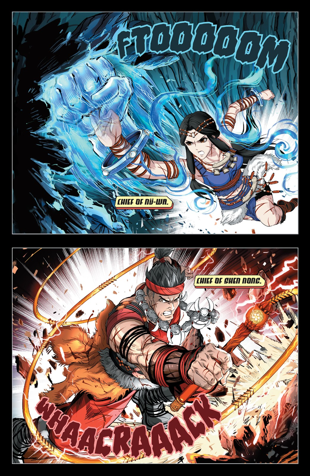 Read online Sword Master comic -  Issue #4 - 11